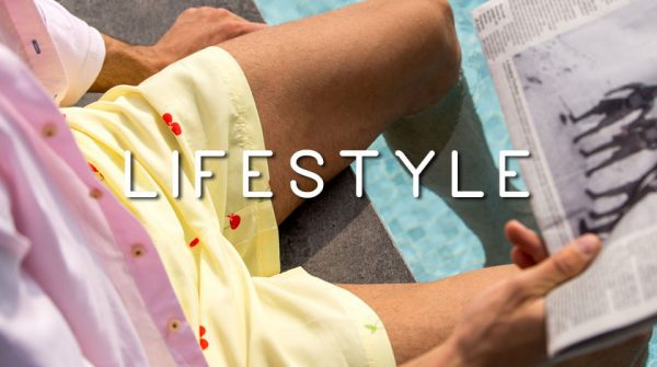 Swim Shorts Lifestyle