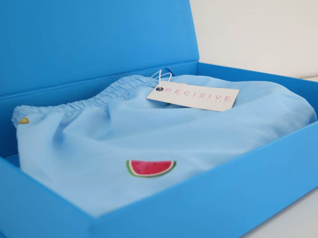 Melon x Pineapple Swim Shorts in Box