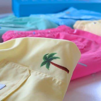 2packs swim shorts