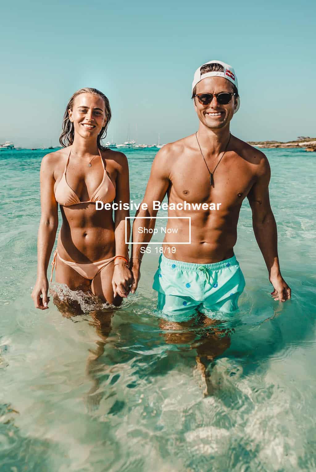 Decisive Jon Olsson Swim Shorts designer Mobile