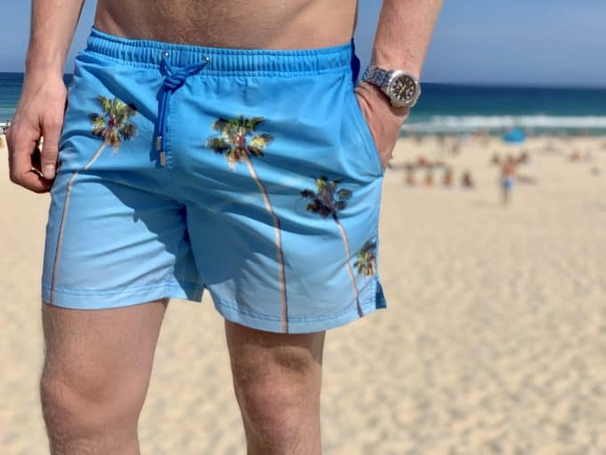 Bondi Beach Los Angeles Swim Shorts