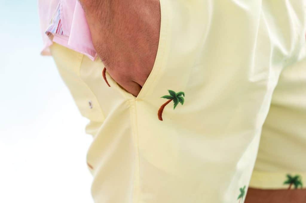 best swim shorts dad bod palm