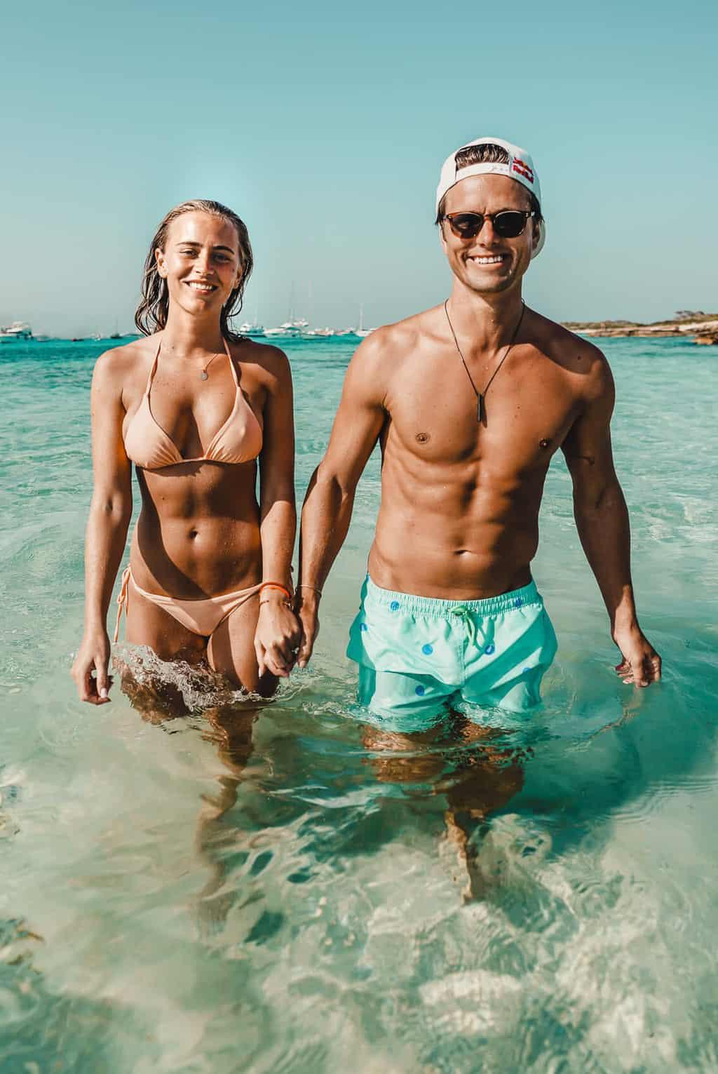 Designer swim shorts bye decisive beachwear