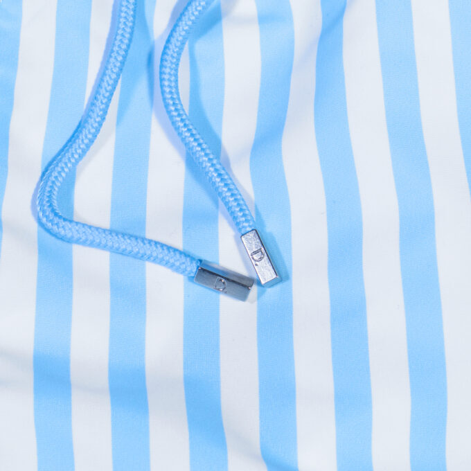 Blue stripe stoppers